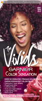 GARNIER - COLOR SENSATION - The Vivids - SENSATIONAL VIOLET