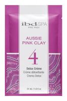 Ibd - AUSSIE PINK CLAY - DETOX SYSTEM - Zestaw do pielęgnacji stóp