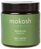 MOKOSH - BODY BUTTER - MELON & CUCUMBER - 120 ml