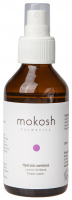 MOKOSH - LEMON VERBENA FLOWER WATER - Hydrolat werbena - 100 ml