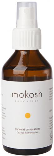 MOKOSH - ORANGE FLOWER WATER - Hydrolat pomarańcza - 100 ml
