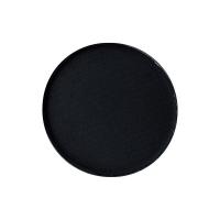 Melkior - EYE SHADOW - Matowy cień do powiek - WKŁAD - BLACK VELVET - BLACK VELVET