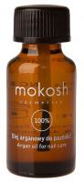 MOKOSH - ARGAN OIL FOR NAIL CARE - Olej arganowy do paznokci - 12 ml