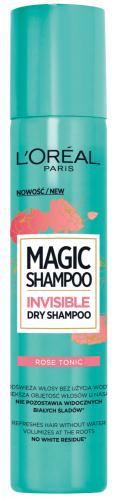 L'Oréal - MAGIC SHAMPOO - INVISIBLE DRY SHAMPOO - ROSE TONIC