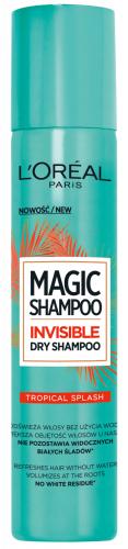 L'Oréal - MAGIC SHAMPOO - INVISIBLE DRY SHAMPOO - TROPICAL SPLASH
