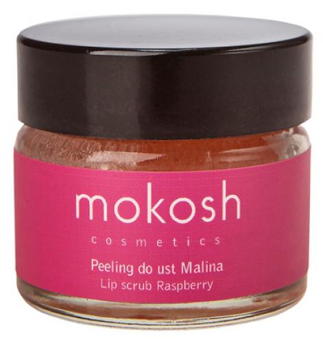 MOKOSH - LIP SCRUB - RASPBERRY - 15 ml