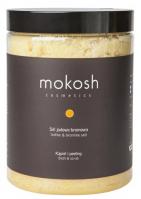 MOKOSH - IODINE & BROMINE SALT - BATH & SCRUB - Sól jodowo bromowa do kąpieli i peelingu - 1200 g