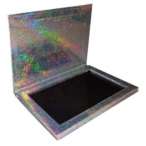 MELKIOR - MAGNETIC MAKE-UP PALETTE - Holograficzna, magnetyczna paleta do cieni - 6x