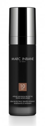 MARC INBANE - LE TEINT - Delikatny krem kryjący, przedłużający trwałość naturalnej opalenizny