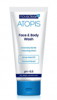 NovaClear - ATOPIS - Face & Body Wash - 200 ml