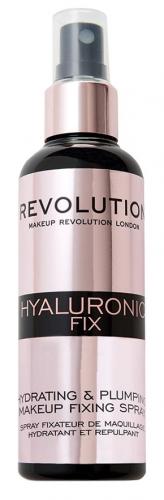 MAKEUP REVOLUTION - HYALURONIC FIX - Spray utrwalający makijaż z kwasem hialuronowym