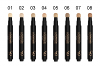 Golden Rose - HD Concealer - HIGH DEFINITION - Korektor pod oczy