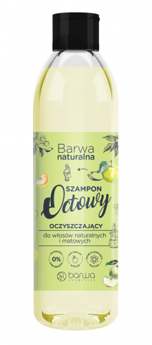 BARWA - Cleansing Vinegar Shampoo