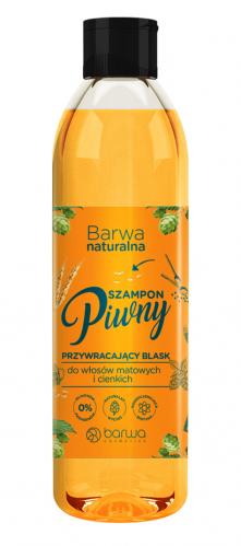 BARWA - Shine Restoring Beer Shampoo