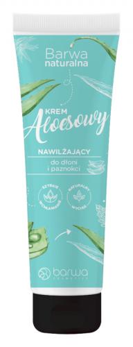 COLOR - Moisturizing Aloe Hnad Cream