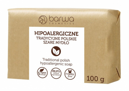 BARWA - HYPOALLERGENIC TRADITIONAL SOAP