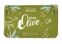BARWA - Olive SOAP - Mydło w kostce - Oliwkowe