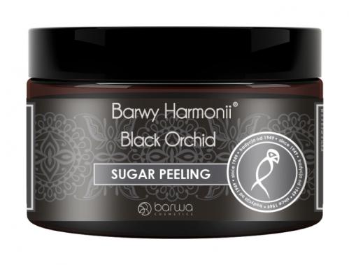 BARWA - BLACK ORCHID - Sugar body scrub