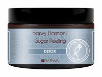 BARWA - Sugar peeling - DETOX - Cukrowy peeling do ciała