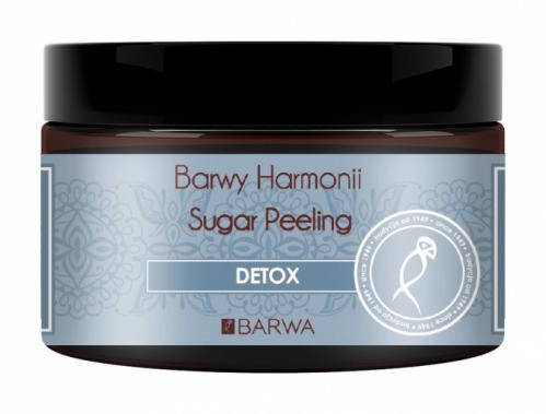 BARWA - Sugar peeling - DETOX