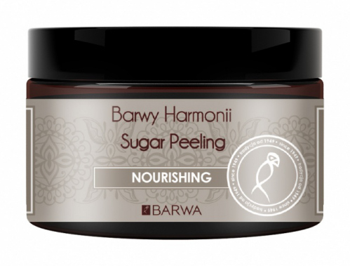 BARWA - NOURISHING - Sugar body scrub