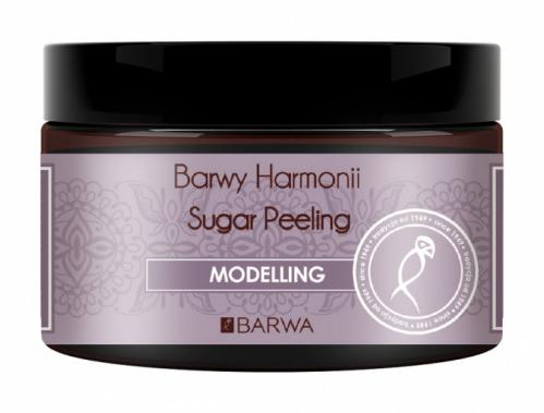 COLOR - Sugar Peeling - MODELING - Sugar body peeling