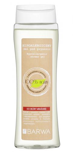 BARWA - Hypoallergenic Shower Gel - Sensitive Skin