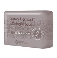 BARWA - Cologne Soap - CEDAR WOOD