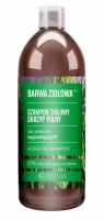 BARWA - BARWA ZIOŁOWA- Herbal Shampoo - Field Horsetail
