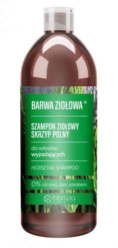 BARWA - Szampon Ziołowy - Skrzyp Polny - 480 ml