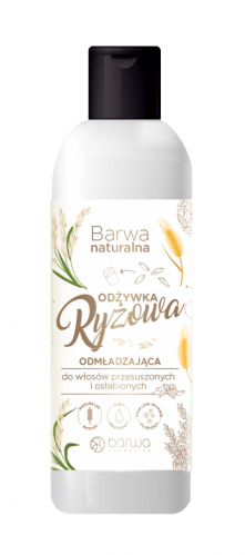 BARWA - Rejuvenating Rice Conditioner