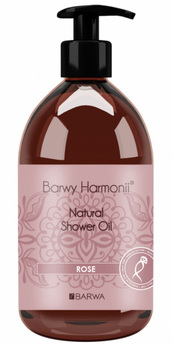 BARWA - Natural Shower Oil - ROSE