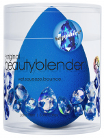 Beautyblender - Makeup Sponge - SAPPHIRE - Gąbka do aplikacji kosmetyków - Szafirowa