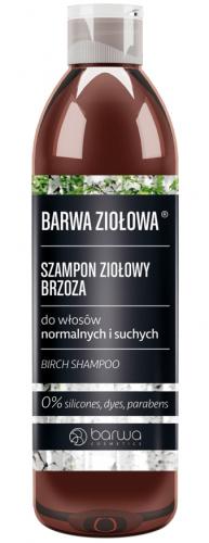 BARWA - HERB SHAMPOO - BIRCH