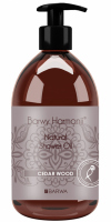 BARWA - BARWY HRMONII - Natural Shower Oil - CEDAR WOOD