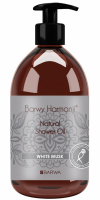 BARWA - BARWY HARMONII-  Natural Shower Oil - WHITE MUSK
