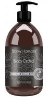 BARWA - BARWY HARMONII - Natural Shower Oil - BLACK ORCHID - Olejek pod prysznic z ekstraktem z czarnej orchidei