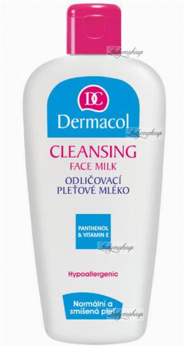 Dermacol - CLEANSING FACE MILK