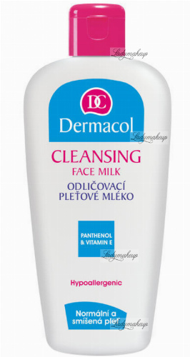 Dermacol - CLEANSING FACE MILK - Oczyszczające mleczko do twarzy
