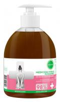 Ecocera - MEDYCZNE MYDŁO POTASOWE - Na bazie oleju lnianego z lanoliną