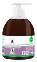 Ecocera - MEDYCZNE MYDŁO POTASOWE - Na bazie oleju lnianego z olejkiem lawendowym