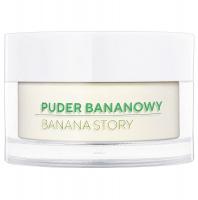 Ecocera - BANANA STORY - Puder Bananowy