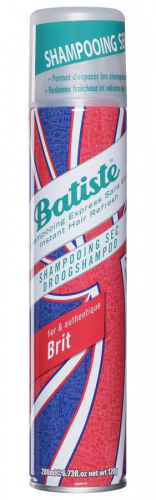 Batiste - Dry Shampoo - FIER & AUTHENTIQUE BRIT -  200 ml