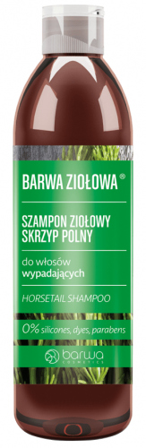 BARWA - Herbal Shampoo - Field Horsetail - 250 ml