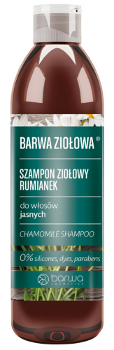 BARWA - Herbal shampoo - Chamomile - 250 ml