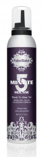 Fake Bake - 5 Minute Mousse - SELF-TAN - Pianka Opalająca w 5 minut