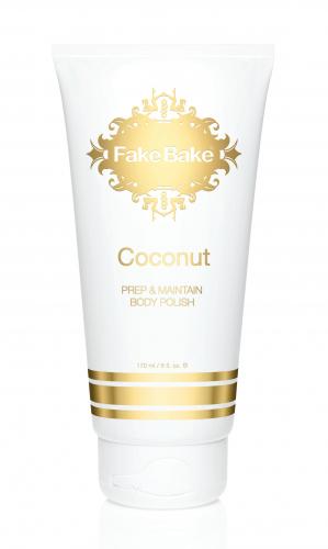 Fake Bake - Coconut - PREP & MAINTAIN BODY POLISH - Peeling do ciała