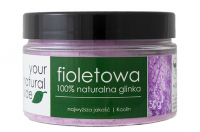 Your Natural Side - 100% Natural Purple Clay - 50 g