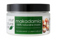 Your Natural Side - 100% Natural Macadamia Butter - 100 ml