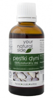 Your Natural Side - 100% naturalny olej z pestek dyni - 50 ml